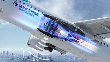 Airbus FYI 2013 India Team AVAS - Engine mod