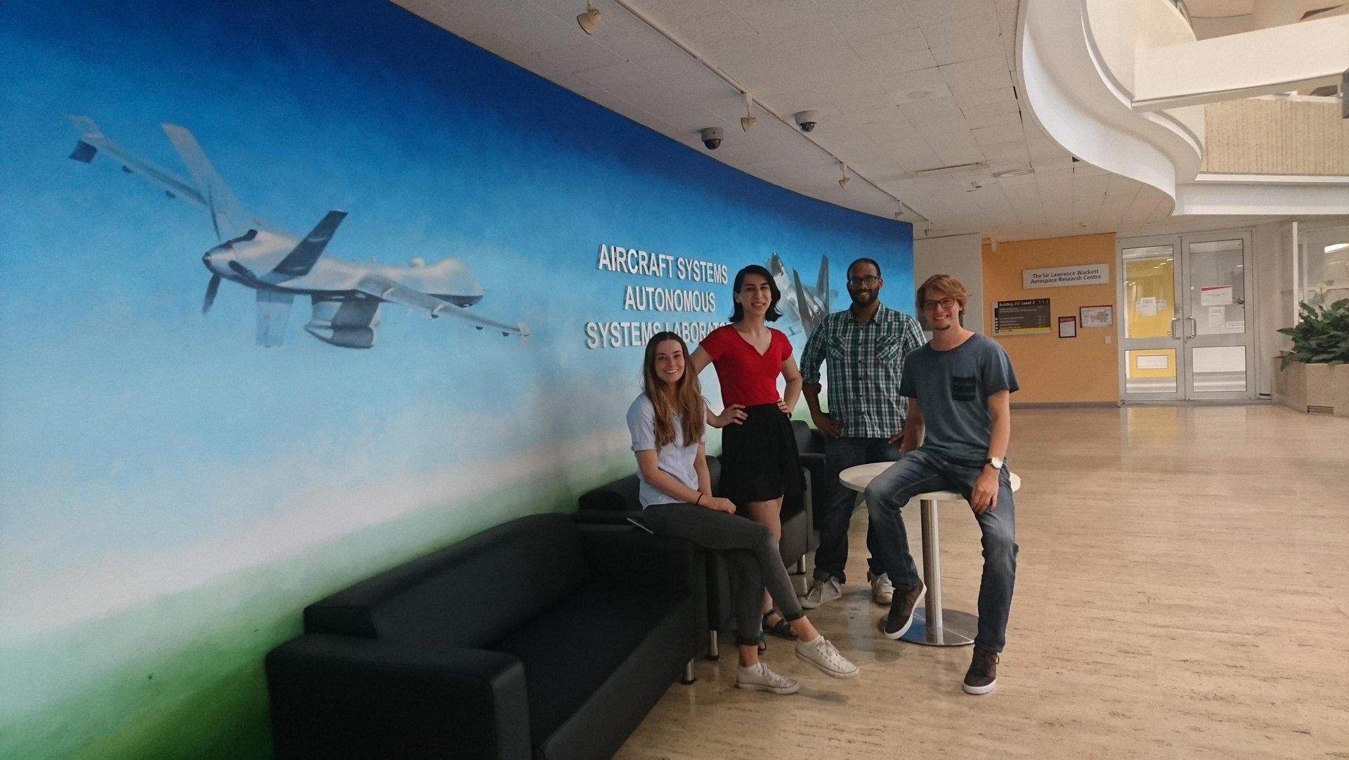 Fly Your Ideas 2017_Team Aquarius