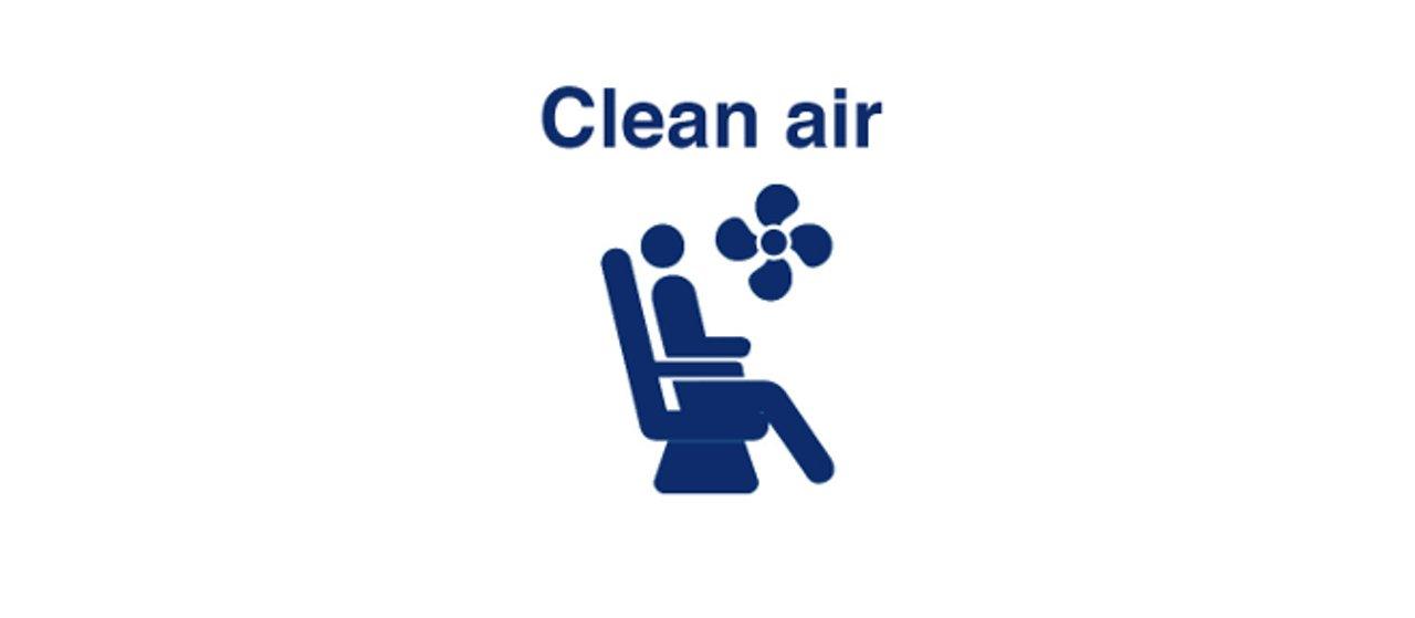 Safe travel - clean air