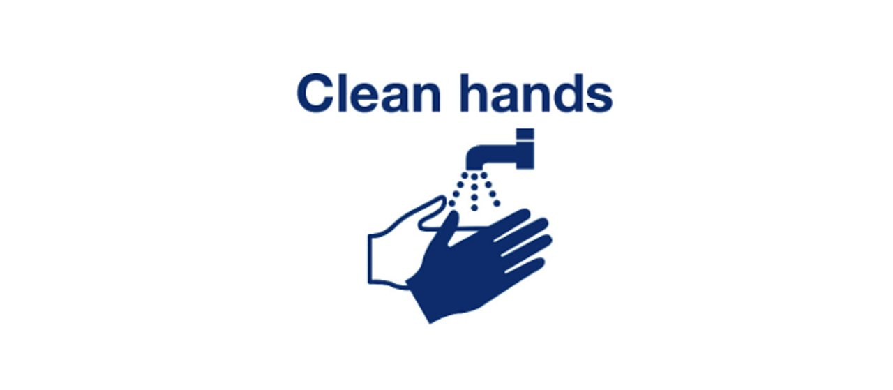 Safe travel - clean your hands