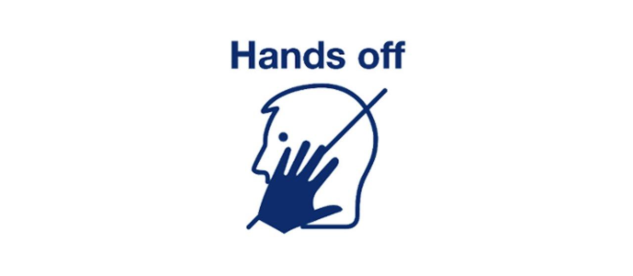 Safe travel - hands off