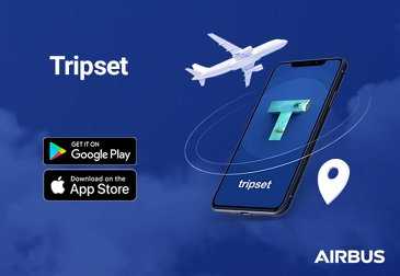 Downloading the Tripset travel application