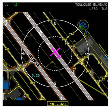 OANS On-board Airport Navigation System