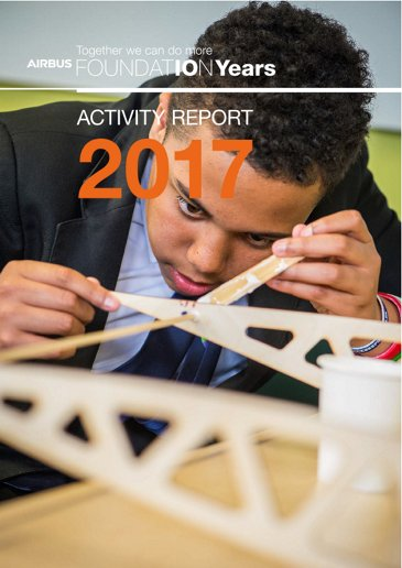 Foundation Activity Report 2017