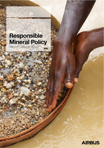 Responsible Mineral Policy