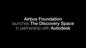 The Airbus Foundation Discovery Space