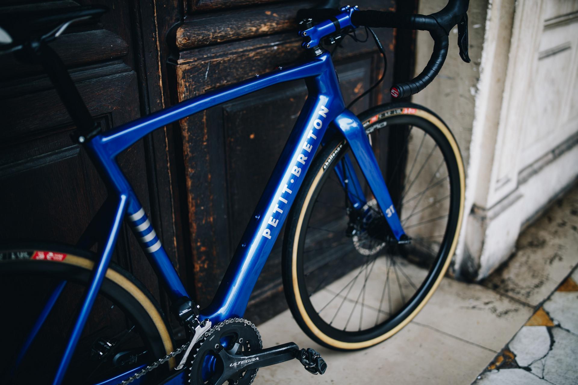 A Bike Petit Breton  Copyright 3SO