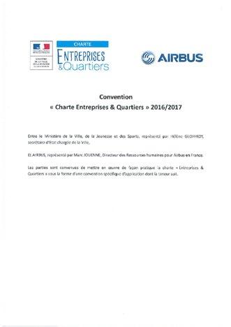 Charte Entreprises and Quartiers
