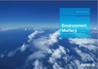 Environment matters for the future of aerospace