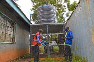 School Mukuru Kwa Reuben Gatato Community
