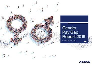 Airbus in the UK - Gender Pay Gap Report 2019