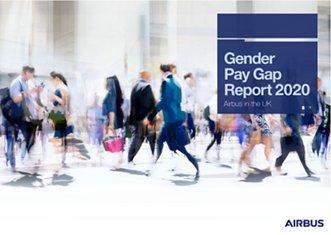 Airbus in the UK - Gender Pay Gap Report 2020