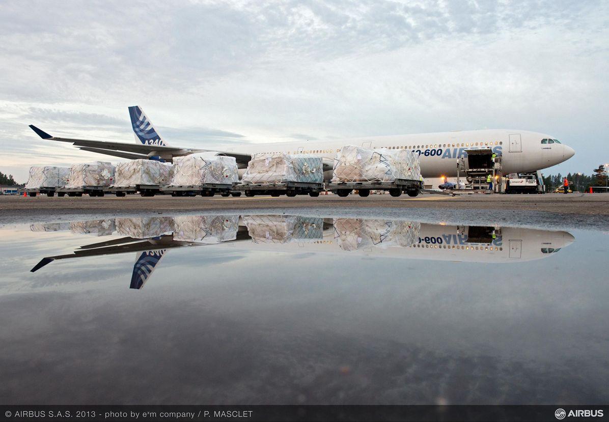 Airbus Corporate Foundation Jordan 1