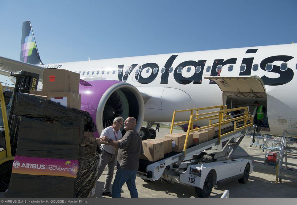 Volaris Loading