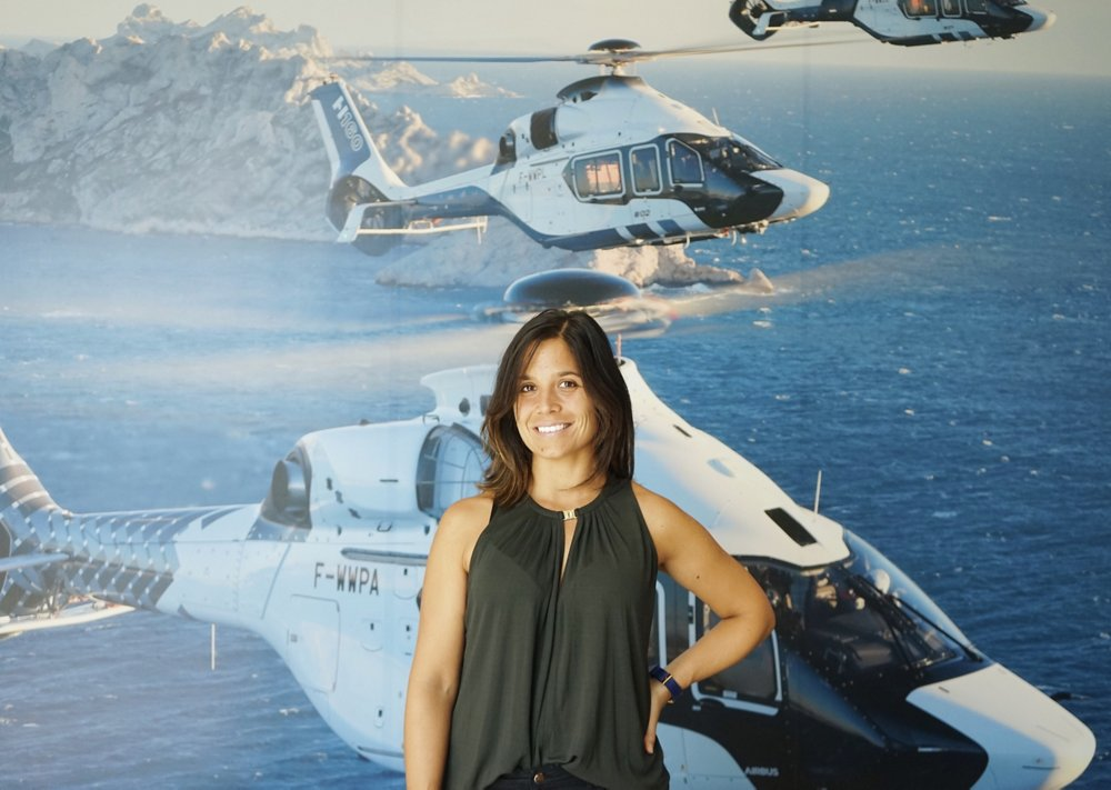Ana Maluf has worked as a Training Coordinator for Airbus for almost 4 years now, in the Helicopters division.