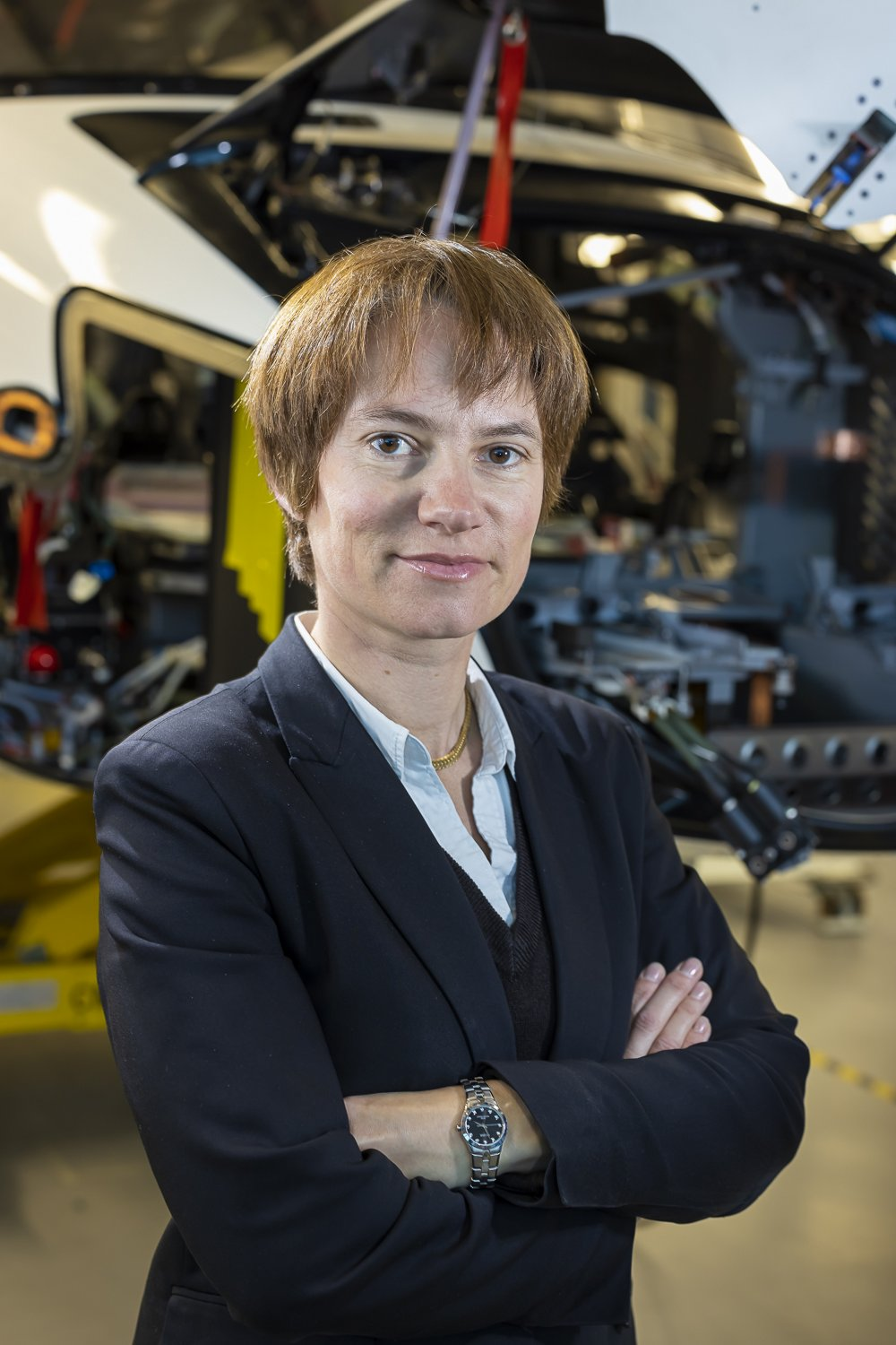 Anne Ducarouge joined Airbus Helicopters two years ago, integrating an entirely new function within the design office, as a Maintenance Architect.