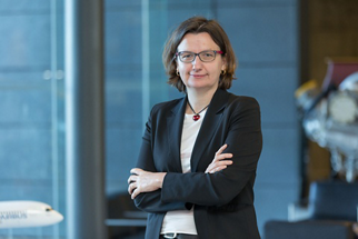 Aurelie Lemahieu started her new role as  Head of Operations Controlling in January 2020.