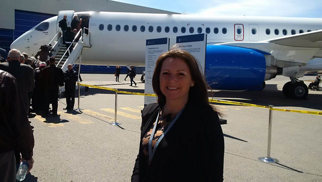 Helene Trudel began her career within the Aerospace Industry well over 25 years ago.