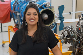 Sabrina Fernandes is Head of the Training Centre, which is located in Itajuba in the Minas Gerais State, where Helibras has its H125 and H225 assembly lines and engineering centre.