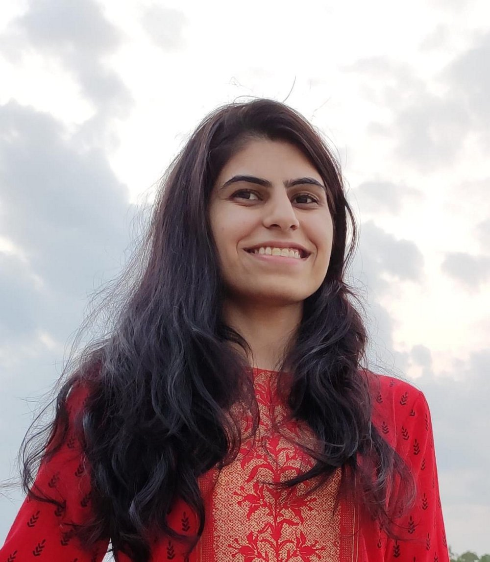 Vibha Singh is a qualified engineer specialised in Aeronautics, with a work experience of two years in the maintenance department of the Flight Simulation Technique Centre.