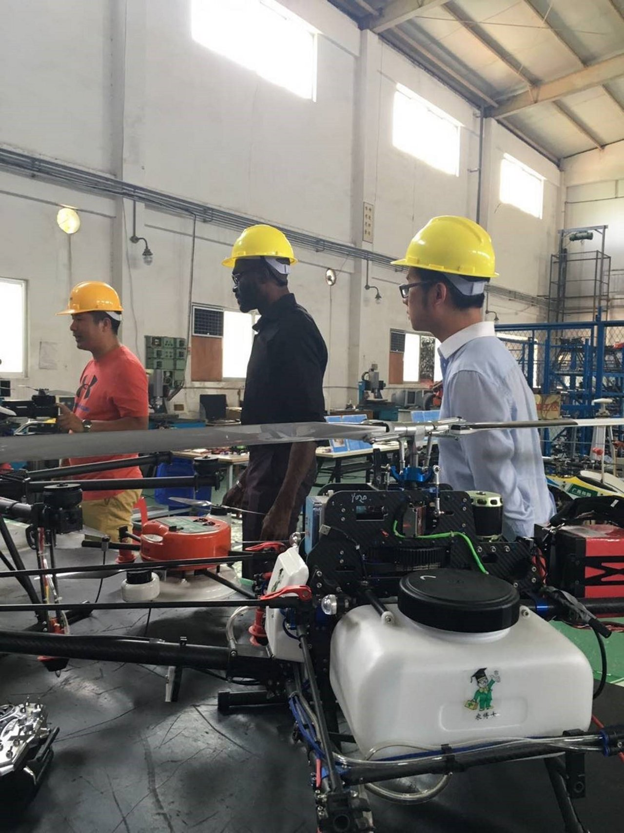 Aerial Industries 3