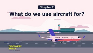 What do we use aircraft for?
