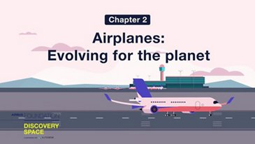 Airplanes: Evolving for the planet