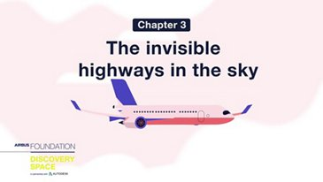 The invisible highways in the sky
