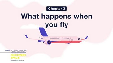 What happens when you fly