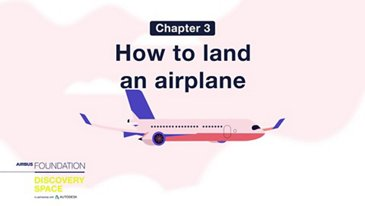 How to land an airplane