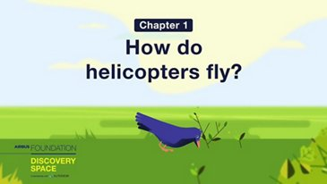 How do helicopters fly?