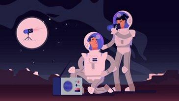 Base lunaire pour Rover, vous me recevez?