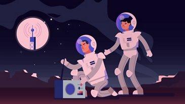 Base lunar llamando a rover - me copias?
