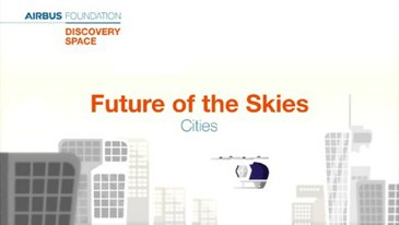 Future Of The Skies Cities