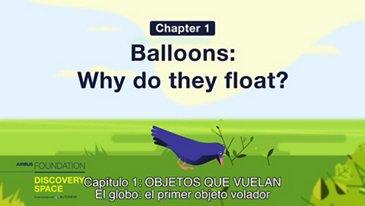 El globo: el primer objeto volador
