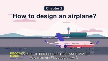 Wie man ein Flugzeug entwirft