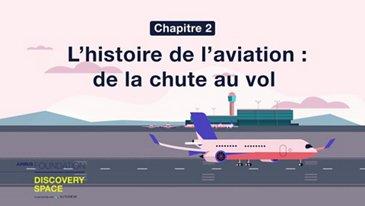 L'histoire de l'aviation : de la chute au vol