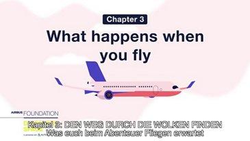 Was euch beim Abenteuer Fliegen erwartet