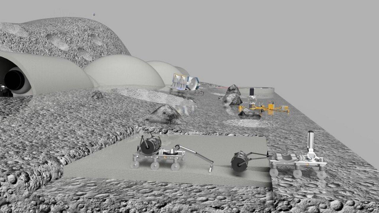 Via Appia – Moon Camp Pioneers winner (Non-ESA Member States)