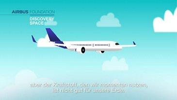 Wie können Flugzeuge Wasserstoff als Treibstoff verwenden?