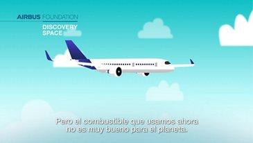 ¿Cómo pueden los aviones utilizar el hidrógeno como combustible?