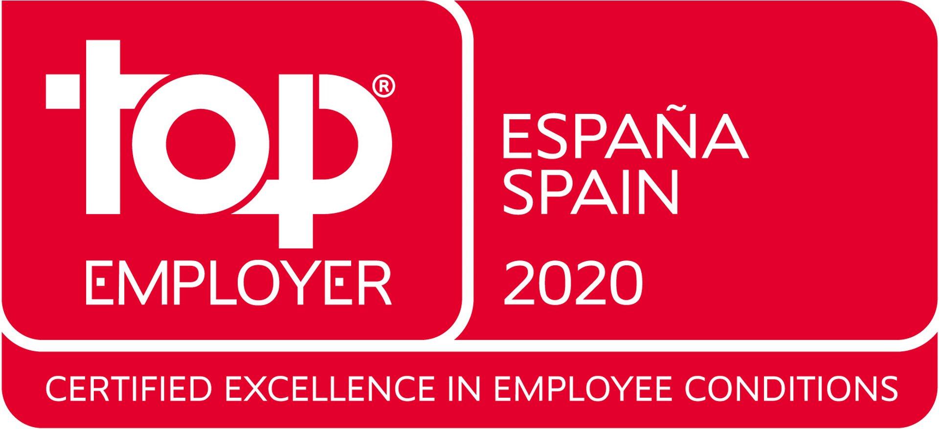 Airbus Top Employer Spain 2020