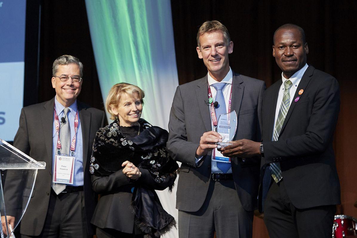 Airbus Winner Diversity Award