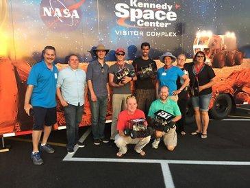NASA Swarmathon V3.1