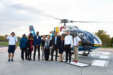 Niagara Helicopters GEDC Award