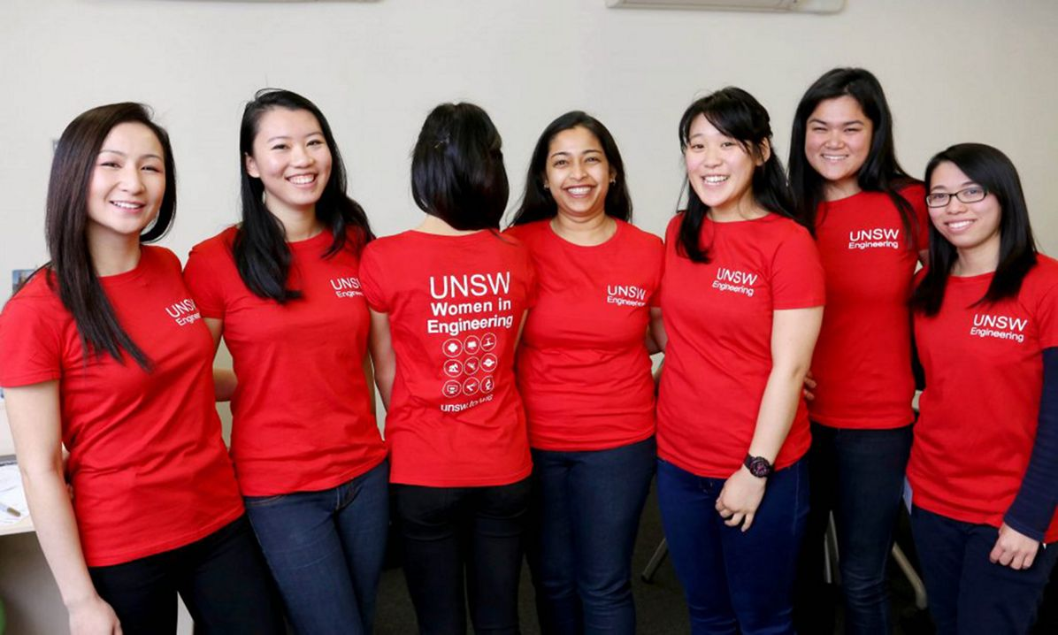 UNSW Woman In Engineering Australia