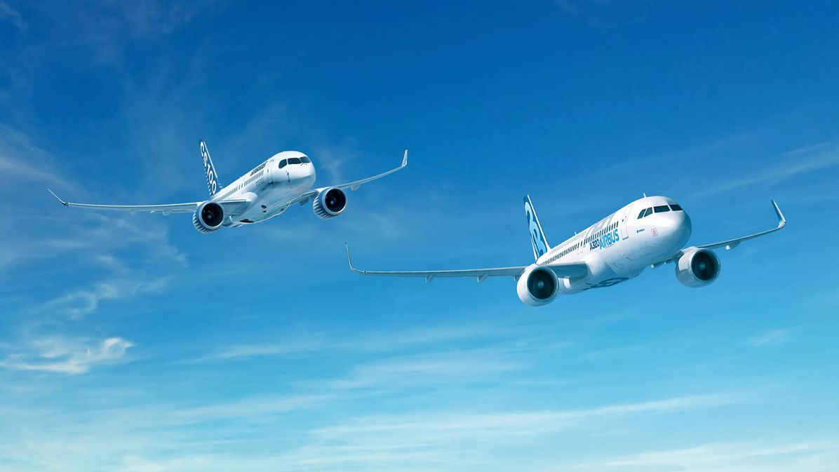Partnering Airbus Bombardier 1