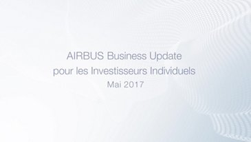 Entretien avec Julie Kitcher, Head of Investor Relations and Financial Communication chez Airbus