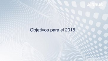 Business Update Q1 2018 con Harald Wilhelm, director financiero de Airbus