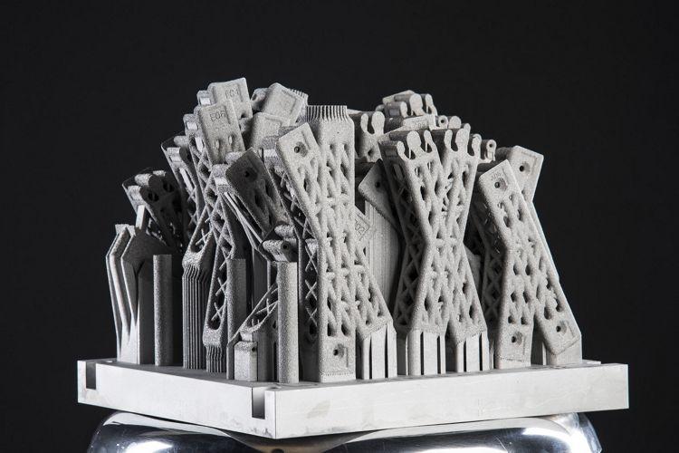 Modelle eines 3D Druckers von APWORKS